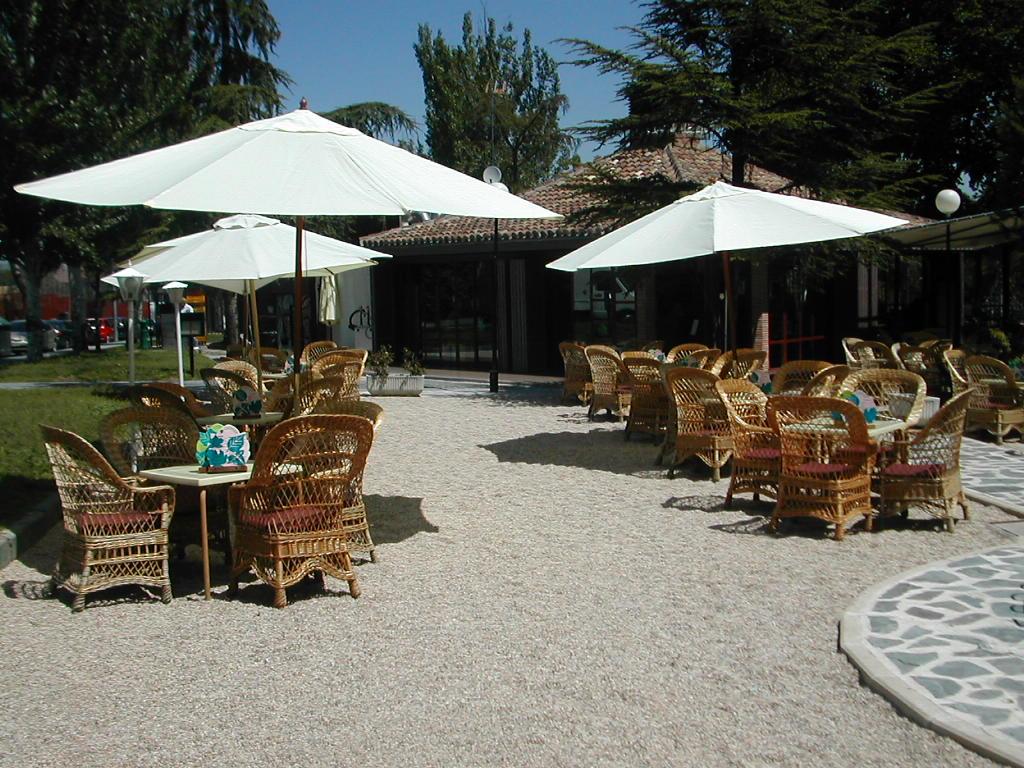 Restaurante en Leganés con terraza